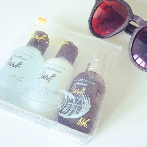 cofanetto surf bumble and bumble review