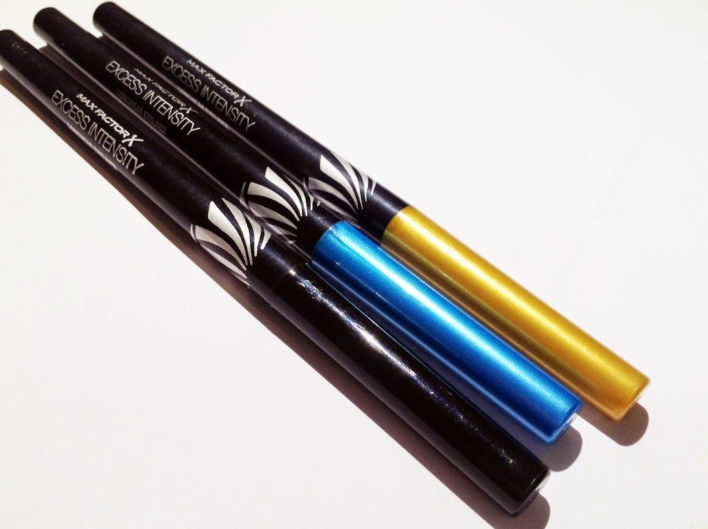 Max Factor Excess Intensity Longwear Eyeliner recensione