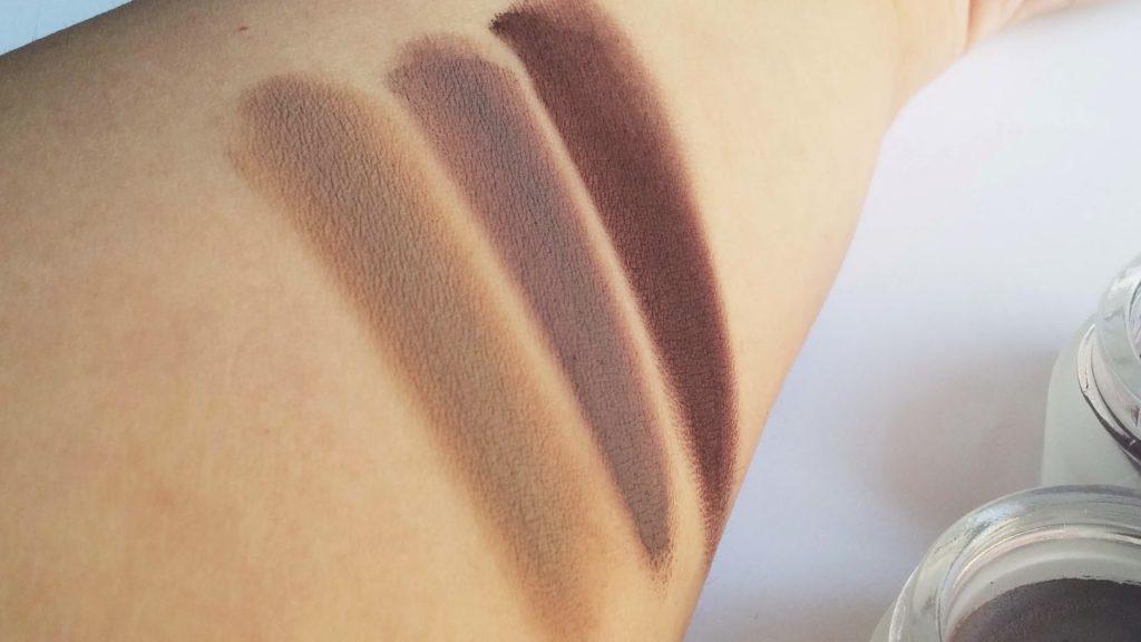 Pupa, Vamp! Cream Eyeshadow Velvet Matt swatches